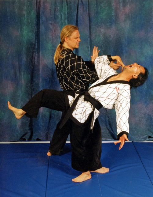 Hapkido Joint Locks Scott Shaw